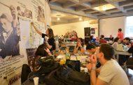Над 90 млади луѓе развиваат решенија за паметни градови на ReThink креативниот маратон на Solveo