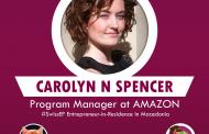 Каролин Спенсер, менаџер во Amazon, ќе биде говорник на Product Hunt Meetup во Скопје