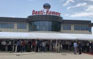"""Даути комерц"" отвори дистрибутивен центар во Црна Гора"