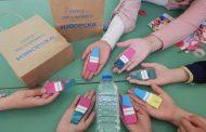 Преку креативни работилници до едукација за водата