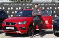 SEAT е спонзор на фудбалската репрезентација на Шпанија