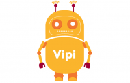 Vipi – Првиот робот во Vip наменет за автоматизација на процесите!