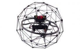 ВИДЕО: Flyability Elios е дрон коj стига до недостапни места