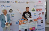 Јорданчо Ефтимов e најдобриот Microsoft Office Specialist во Македонија! Продолжува на светскиот натпревар во Флорида