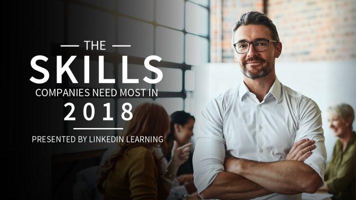 LinkedIn: Топ 25 најбарани вештини за 2018 година