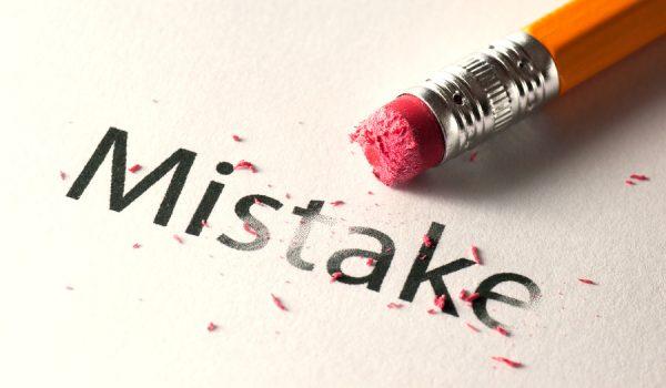 Четири начини како успешните учат од своите грешки
