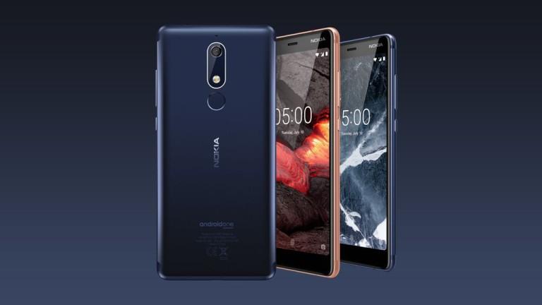 Nokia  претстави нови паметни телефони
