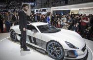 Автомобилот C_Two на Хрватот Мате Римац е прогласен за еден од најбитните автомобили на 2018 година