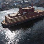 """Тргна на пат првата пловечка нуклеарна централа во светот - Академик Ломоносов"""""""