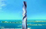 ВИДЕО: Во Дубаи ќе биде изграден првиот ротирачки облакодер во светот