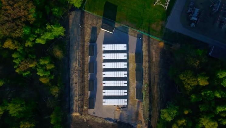 ВИДЕО: Tesla пушти во употреба 140 Powerpack батерии во Белгија