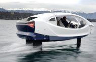 Thе Bubble е летачки автомобил кој вози по вода