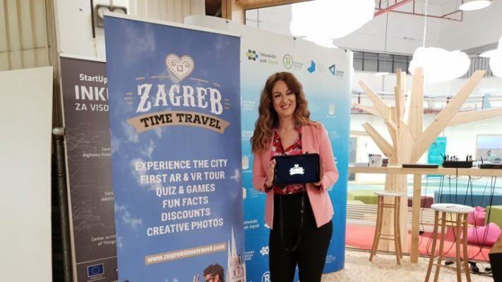 Zagreb Time Travel – туристите во Загреб ќе добијат виртуелни тури низ историјата на градот