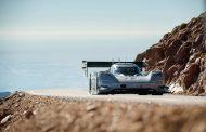 Volkswagen испиша историја: Електричниот I.D.R го сруши рекордот на Pikes Peak