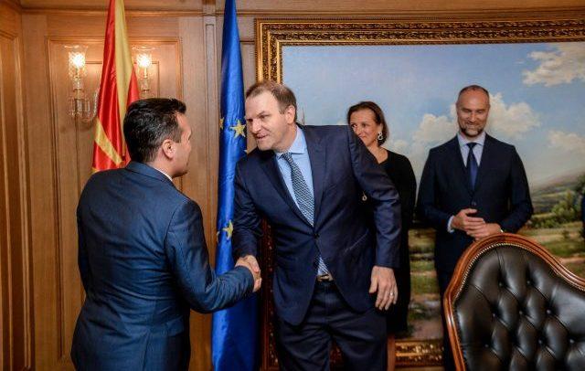Делегација од Microsoft во македонската влада, се подготвува договор за соработка