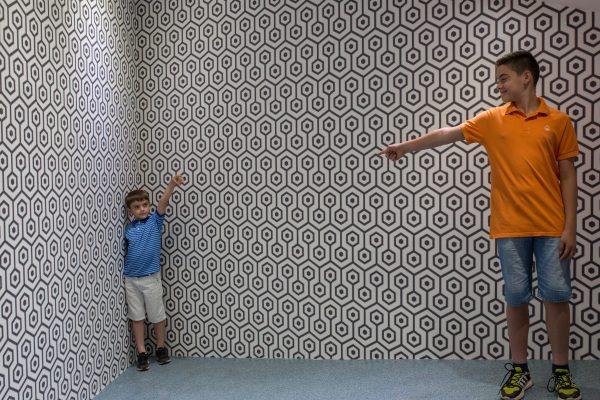Во Скопје денес се отвори Илузиум – Музеј на илузии