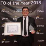 Македонецот Младен Маркоски е финансиски директор на годината во Бугарија