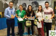 Студенти од ФЕИТ освоија прво место на меѓународен натпревар со прототип на паметна табла