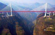 Погледнете каков е погледот од највисокиот мост во светот