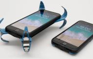 Футролa за телефон се отвора како воздушно перниче и го штити телефонот од кршење
