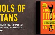 #ИновативностЧита: Tools of Titans – тактики, рутини и навики на милијардерите