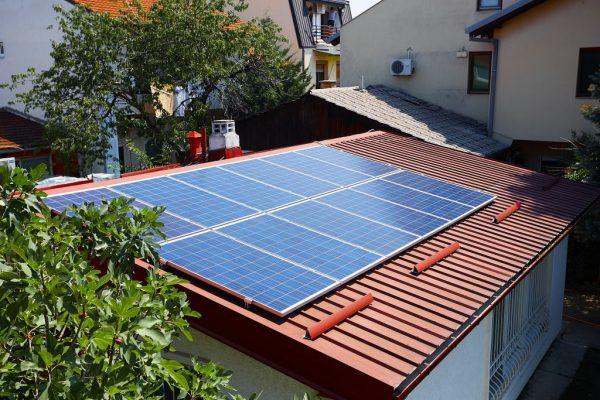 ЕВН: Со фотоволтаични системи домаќинствата може да ја намалат потрошувачката на струја од мрежа и до 30%!