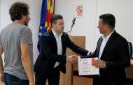 Студенти иноватори ќе ги развиваат своите проекти со грант од Општина Гази Баба