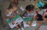 """Над 150 деца беа на """"Денот на Тесла"""" во организација на ЕВН"""