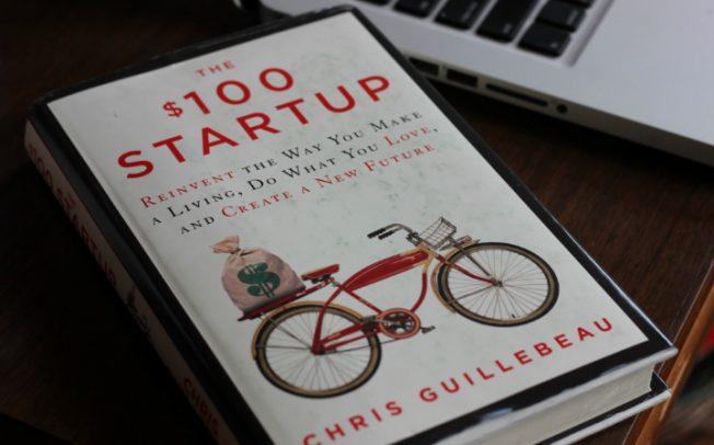 #ИновативностЧита: Стартап од 100 долари од Крис Гилибоу