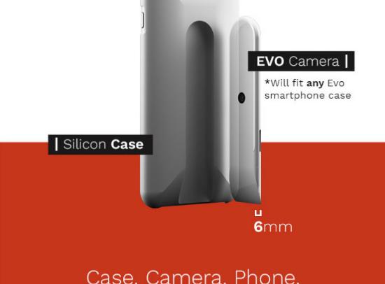 Оваа камера секогаш ќе ја имате со вас, а се лепи на секаква површина