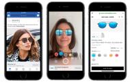 Facebook тестира огласи во проширена реалност