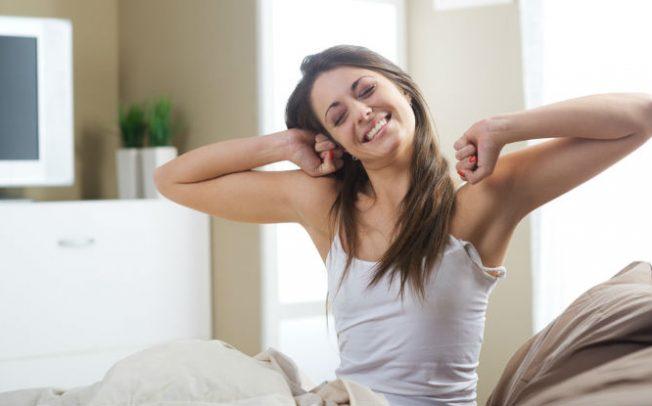 Tip of the Week-Станување од кревет