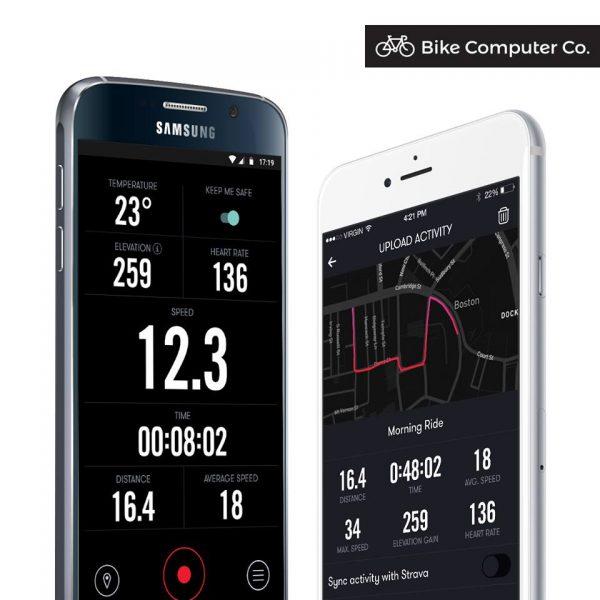Модерен Bike Computer, за одлични велосипедски резултати