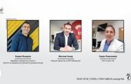Триесетто Бизнис кафе Македонија со Кирил Лазаров и директорите на Vip и Sportlife