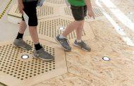 Италијанскиот архитект Карло Рати направи модуларен тротоар кој се претвора во улица