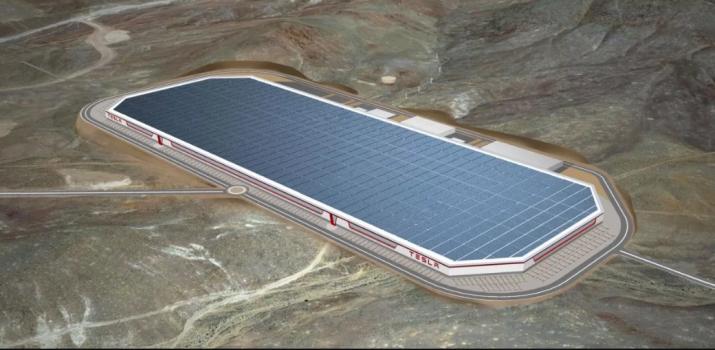 Gigafactory 3: Илон Маск ќе гради голема фабрика за електрични автомобили во Кина