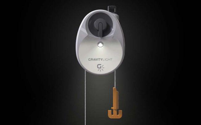 ВИДЕО: Gravity Light е иновативно решение кое генерира струја под тежина