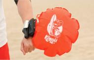 Воздушното перниче Kingii ќе ве спаси од давење