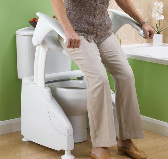 ВИДЕО: Тоалет направен специјално за беспомошни стари луѓе