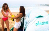 Ohnana шаторот ќе ве разлади кога надвор е пеколно жешко