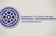 Технолошко-металуршкиот факултет организира меѓународен настан за современи материјали и технологии