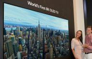 LG го претставува првиот 8K OLED телевизор во светот