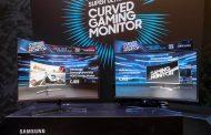 Самсунг го претстави новиот заоблен гејминг монитор CJG5 на Гејмском 2018
