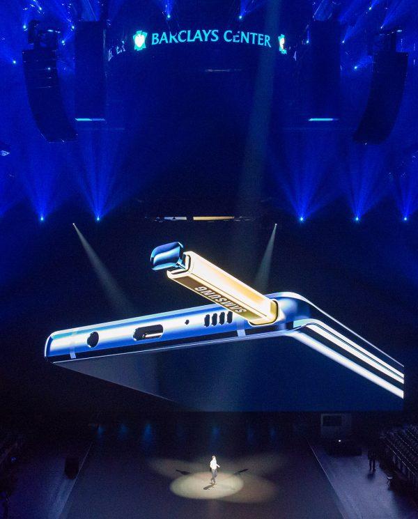 Пристигна новиот, супер моќен Galaxy Note9