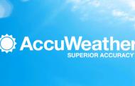 Најпознатата апликација за временска прогноза AccuWeather сега ќе советува каде да шетаме во зависност од временските услови
