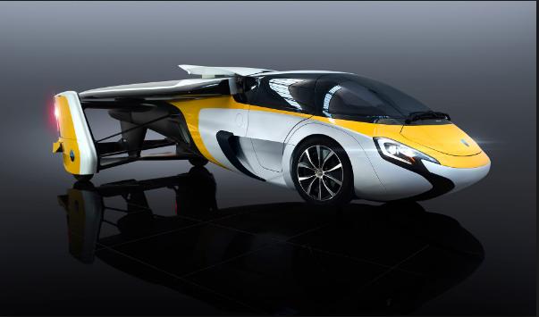 Овој автомобил се претвора во авион за помалку од три минути