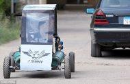 Египетски студенти направија автомобил кој наместо гориво троши воздух