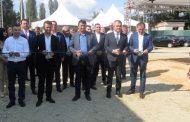 Отворена првата домашна фабрика за производство на пелети