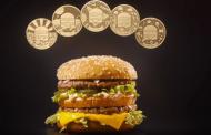 McDonald's во чест на 50-годишнината од Big Mac направи свои пари – MacCoins