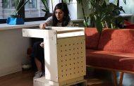 ВИДЕО: Овој мебел се контролира со гласовни команди